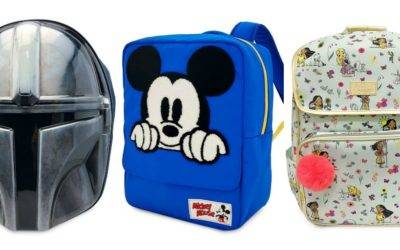 Adventure Awaits with New Jackets and Backpacks for Kids on shopDisney