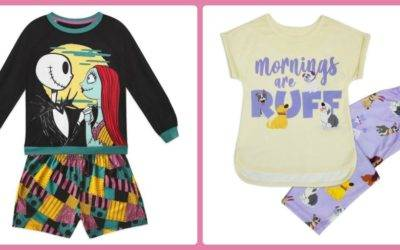 Dress Your Best for Dreamland with New Sleepwear from shopDisney