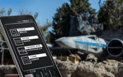 Star Wars: Galaxy's Edge Datapad Imagineering Discussion Coming to GDC Summer Tech Event