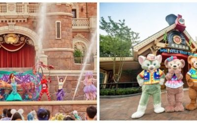 Shanghai Disney Resort Celebrates Summertime Fun with Magical Offerings