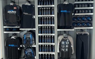 The Bourne Stuntacular Merchandise Available at Universal Studios Florida