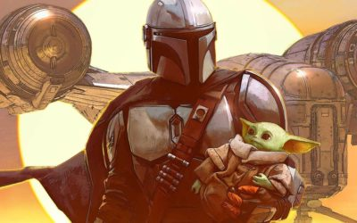 """The Mandalorian"" Publishing Initiative Announced by Lucasfilm, Books and Comics Forthcoming"