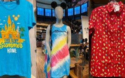 Summer Fun Styles Arrive at World of Disney