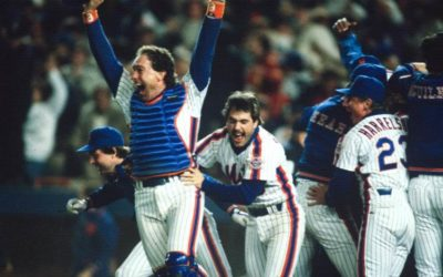 ESPN Films, Jimmy Kimmel to Produce Multi-Part Documentary About 1986 Mets