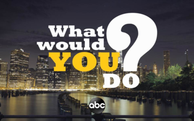 """ABC's """"What Would You Do?"""" Returns for 15th Season July 7th"""