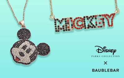 Oh Boy! New Mickey Mouse and Friends BaubleBar Designs Arrive on shopDisney