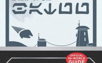"Book Review - ""Star Wars: Galaxy's Egde - Traveler's Guide to Batuu"""