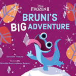 "Children's Book Review: ""Bruni's Big Adventure"" (Frozen 2)"