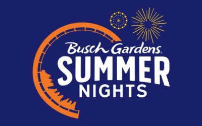 Busch Gardens Tampa Bay Introduces Safe New Weekend Experiences for Summer Nights Events