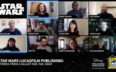 Comic-Con@Home: What We Learned from the Lucasfilm Publishing Star Wars Panel