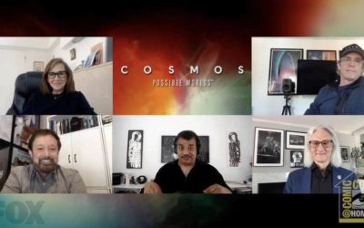 """Comic-Con@Home: What We Learned from Fox's """"Cosmos: Possible Worlds"""" Panel"""