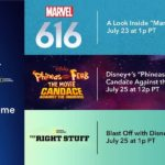 "Disney+'s ""Marvel's 616,"" ""Phineas and Ferb The Movie"" Coming to Comic-Con@Home"