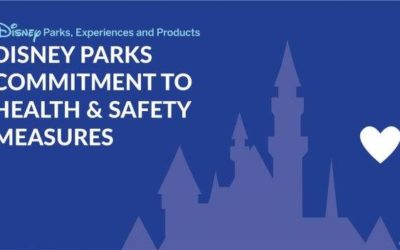 Disney Details Their Commitment to Health and Safety Measures at Their Parks