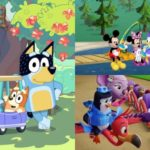 """Summer Fun Comes to Disney Junior with Themed Weeks of Programming Featuring """"Bluey,"""" """"T.O.T.S."""" and More"""