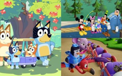 "Summer Fun Comes to Disney Junior with Themed Weeks of Programming Featuring ""Bluey,"" ""T.O.T.S."" and More"