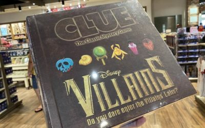 Disney Villains Clue Game Found at Disney Springs