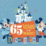 Disneyland 65th Anniversary Collection Now Available on shopDisney