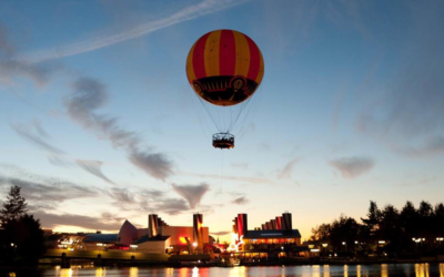 Disneyland Paris Inflates New Balloon at PanoraMagique as Park Reopens