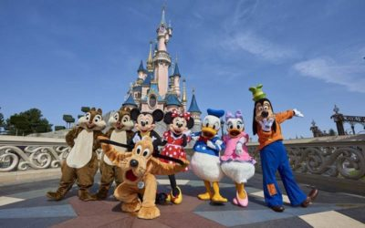 Disneyland Paris Prepares for Reopening with New Character Moments, Selfie Spots