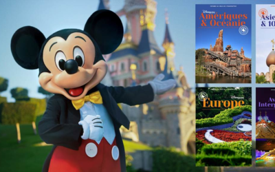 Disneyland Paris Releases Virtual Travel Guides to the Different Worlds of the Paris Resort