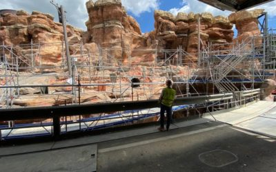 Disneyland Paris Resumes Construction, Refurbishment Projects Ahead of July 15 Reopening