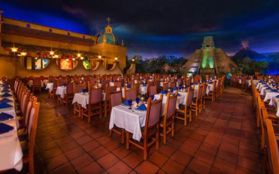 EPCOT Restaurant Operator to Lay Off Numerous Employees as a Result of Extended Closures