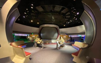 EPCOT Turns Off Project Tomorrow Globe Projector at Spaceship Earth Exit