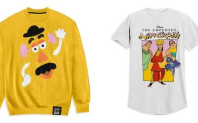 shopDisney Celebrates 90's Nostalgia with New Additions to Forever Disney Collection