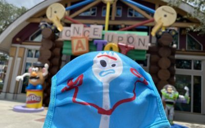 Walt Disney World Updates Face Covering Policy Ahead of Parks Reopening