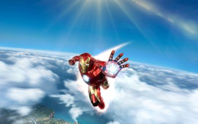 "Game Review: ""Iron Man VR"""