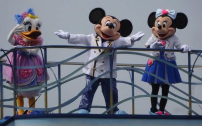 Take a Look Inside The Newly Reopened Tokyo DisneySea