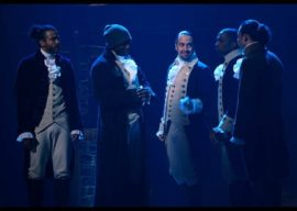 """""""Hamilton"""" Streaming Debut Reportedly Boosts Disney+ App Downloads"""