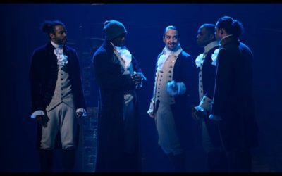 """Hamilton"" Streaming Debut Reportedly Boosts Disney+ App Downloads"