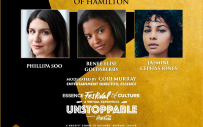 Hamilton's Original Schuyler Sisters Reuniting at ESSENCE Fest on July 4th