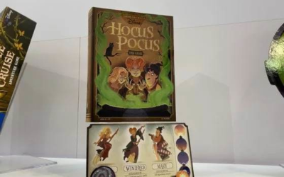 Hocus Pocus Board Game Now Available for Preorder