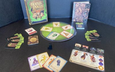 "Board Game Review: ""Hocus Pocus: The Game"" by Ravensburger"