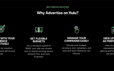 Disney Launches New Hulu Ad Manager for Small and Medium Sized Businesses to Reach a Streaming Audience
