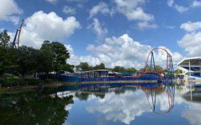 SeaWorld Parks and Entertainment Delays Roller Coaster Construction Until 2021