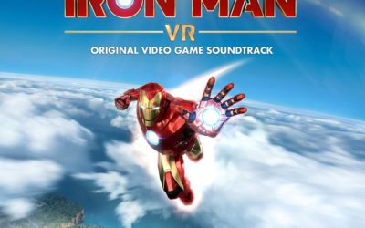 """Iron Man VR"" Soundtrack Now Available on Spotify, Apple Music and More"