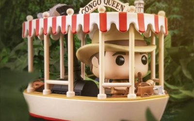 Jungle Cruise Skipper Funko Pop! Coming to shopDisney on July 11