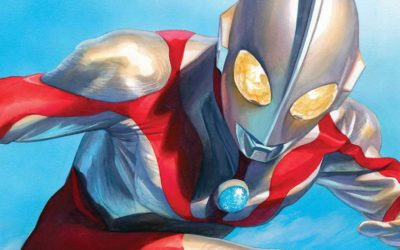"""Marvel Celebrates Ultraman Day with First Look at """"Rise of Ultraman #1"""""""