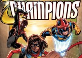 """Marvel Comics' """"Champions #1"""" Coming to Comic Shops This October"""