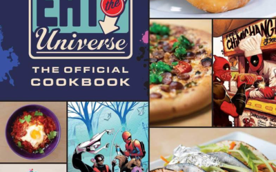"Cookbook Review: ""Marvel Eat the Universe"" by Justin Warner"