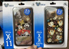 Mickey & Minnie's Runaway Railway Phone Cases and Socks Appear at Walt Disney World