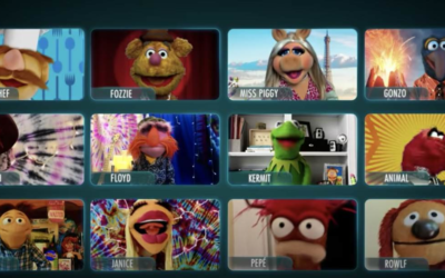 """The Muppets Gather for Video Call in Comical Teaser for Disney+ Series """"Muppets Now"""""""