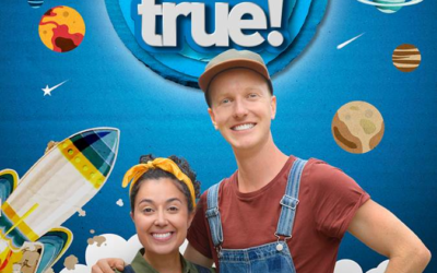 """EXCLUSIVE: New Season of Nat Geo's """"Weird But True!"""" Coming Exclusively to Disney+ August 14th"""