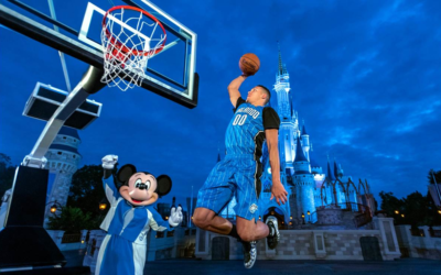 "NBA Players Share Their Disney World Arrival Experience As They Enter ""The Bubble"""