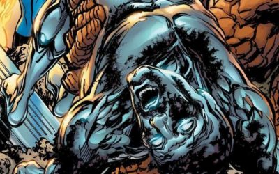 "Neal Adams and Mark Waid Share Details About Upcoming ""Fantastic Four: Antithesis"""