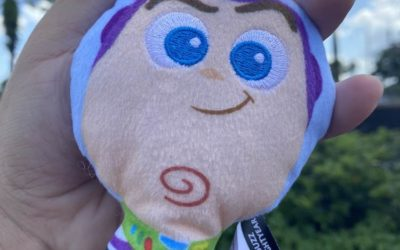 New Pixar Plush Hangable Toys Available in McDonald's Happy Meals
