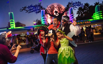 Disneyland Cancels Oogie Boogie Bash Halloween Time Event for 2020
